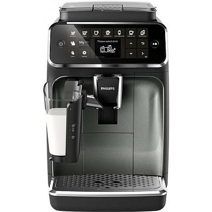 Кофемашина автоматическая Philips LatteGo 4300 Series EP4349/70, фото 2
