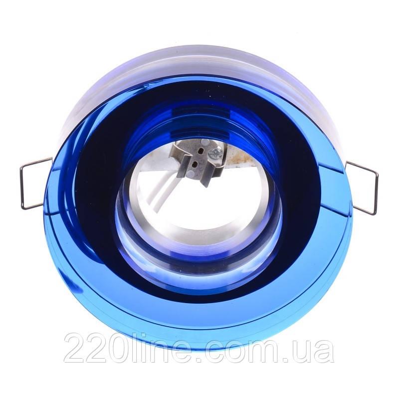 Светильник точечный декоративный HDL-G151 Blue Crystal