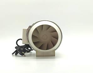 Вентилятор канальний круглий Турбовент ПВК 125, фото 2