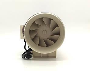 Вентилятор канальний круглий Турбовент ПВК 200, фото 2