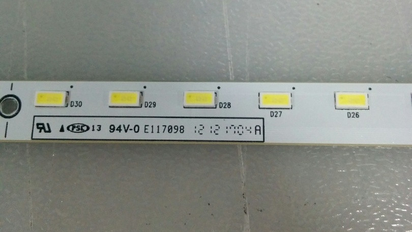 Світлодіодна лід підсвічування V390H1-LS6-TREM4 для телевізора SHARP LC-39LE751V CHIMEI V390HK1