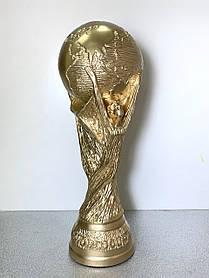 Футбольний кубок світу ФІФА (The World Cup) 34 см 1900 грам, Футбольний трофей Подарунок футболісту
