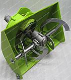 Снігоприбиральна насадка для бензокоси, фото 3