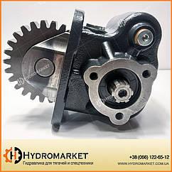 Коробка відбору потужності (КОМ) ЯМЗ JMZ 236/238 MAZ МАЗ UNI HYVA 021210100
