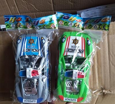 Машина інерційна 2 кольори в пакеті 259-10