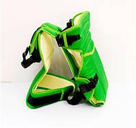 Гр Рюкзак-кенгуру №12 (1) цвет зеленый