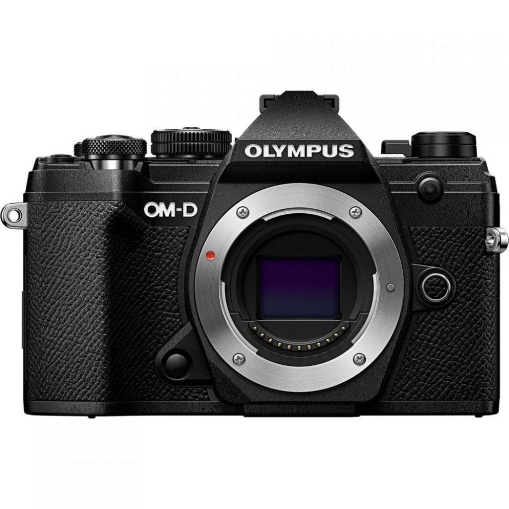 Цифровий фотоапарат OLYMPUS E-M5 mark III body black