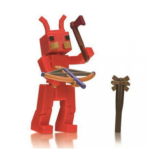 Ігрова колекційна фігурка Jazwares Roblox Соге Figures Booga Booga: Fire Ant W5 (ROB0193)