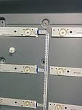 Светодиодная лед подсветка E600DLB032-005 для телевизора VIZIO M60-C3, фото 6