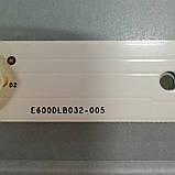 Светодиодная лед подсветка E600DLB032-005 для телевизора VIZIO M60-C3, фото 7