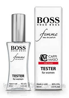 Тестер женский LUXE CLASS Hugo Boss Femme, 60 мл.