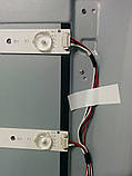 Світлодіодна лід підсвічування E600DLB021-004 для телевізора VIZIO P602ui-B3, фото 4