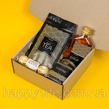 Подарочный набор для мужчин Black-Gold S