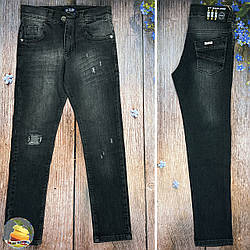Турецкие джинсы для мальчика Размеры: 9,10,11,12 лет (01378)
