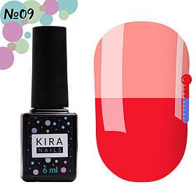 Гель-лак Kira Nails Termo №09