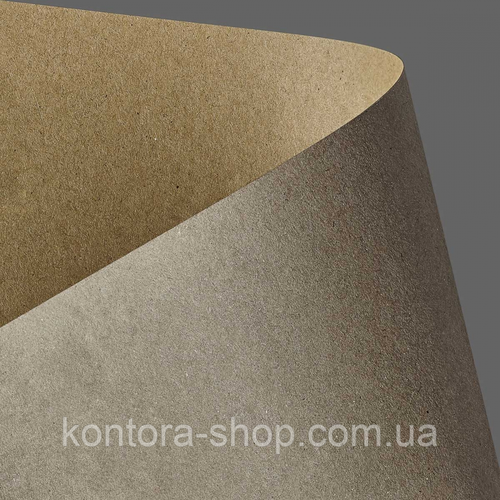 Картон дизайнерский Galeria Papieru Kraft - Bezowy, 275 г/м² (20 шт.)