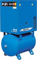 Винтовые маслозаполненные компрессоры (4.0-15.0 кВт) с ресивером