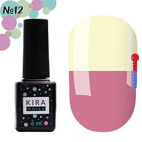 Гель-лак Kira Nails Termo №12