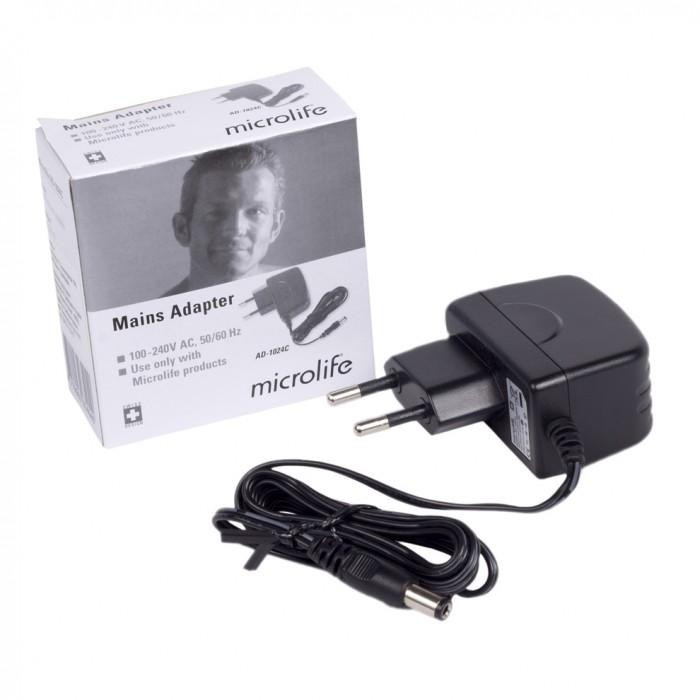 Адаптер блок питания для тонометра Microlife (AD-1024c)