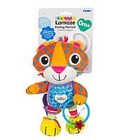 Развивающая игрушка для малышей «Леопард Лео»
