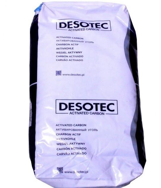 Активированный уголь кокосовый Desotec Organosorb 20 кг/мешок (40 л)