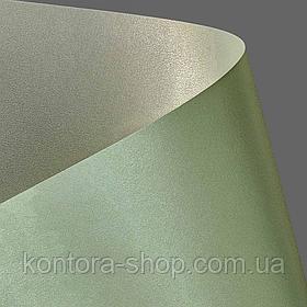 Картон дизайнерский Galeria Papieru Prime - Zielono-kremowy, 220 г/м² (20 шт.)