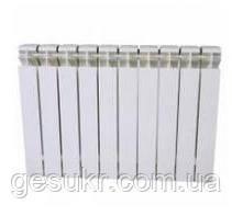 Алюминиевый секционный радиатор 500 * 100 мм.