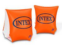 Надувные нарукавники для плаванья улучшенные Intex 59642NP