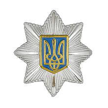 Кокарда Національної поліції України (04) 11309