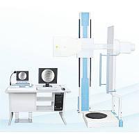 Високочастотна Електронна Флюороскопічна Рентген система (віддалений контроль) BT-XR08 Праймед