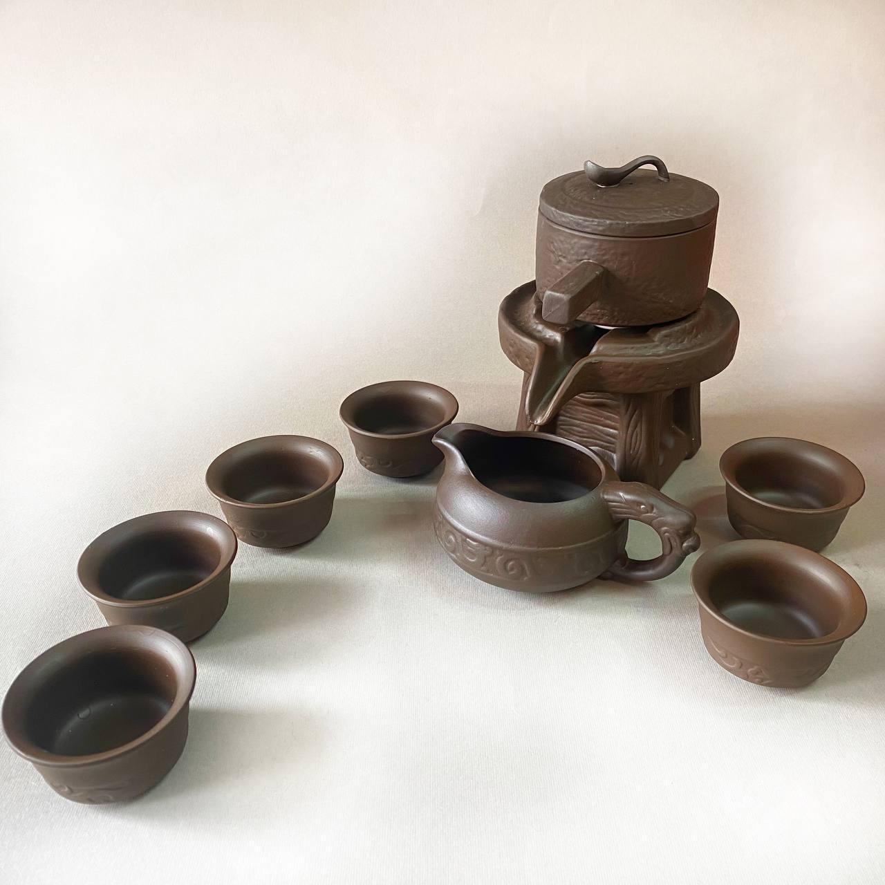 Уникальный набор для чайной церемонии