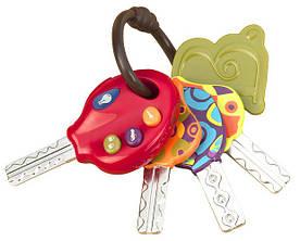 Развивающая игрушка Battat Супер-ключики gBX1227Z