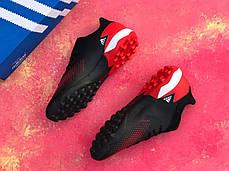 Сороконожки Adidas PREDATOR MUTATOR 20.3/ сороконожки  адидас/ футбольная обувь, фото 3