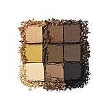 Палетка теней Flormar Pretty Eye Shadow Palette 9 тонов 9 г № 01 Earth, фото 2