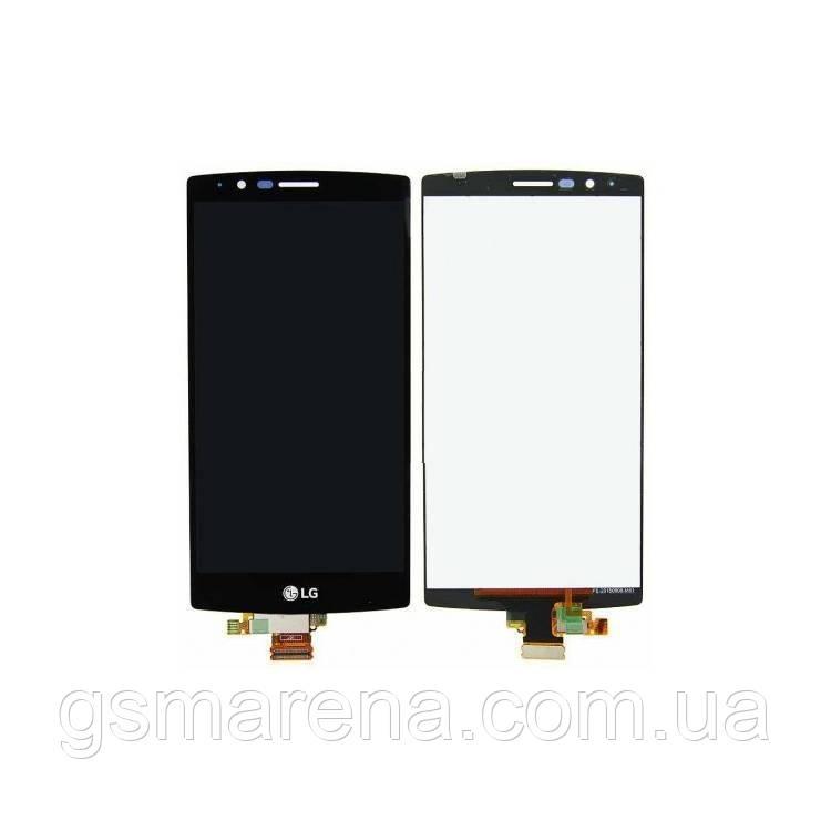 Дисплей модуль LG G4 F500, G4 H810, G4 H811, G4 H815, G4 H818, G4 LS991, G4 VS986 Черный
