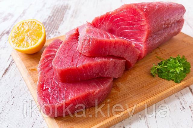 купити філе тунця охолоджене свіже натуральне