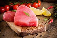 Філе тунця ніжний, смачний та корисний делікатес.