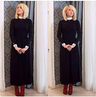 """Платье черное женское """"Кайли"""""""