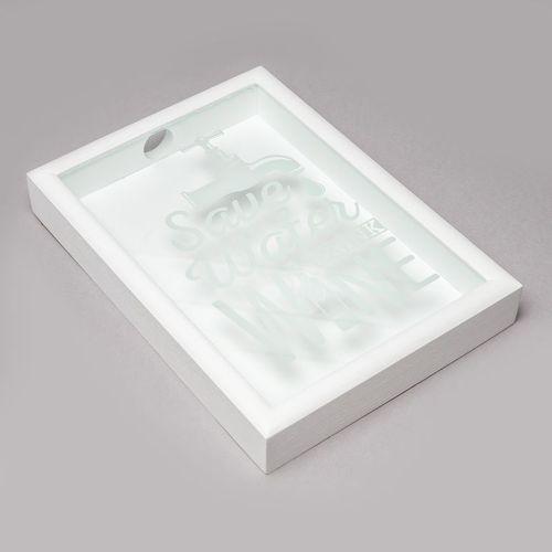 Скарбничка для винних пробок BST PRK-34 38х28 див. Кран біла