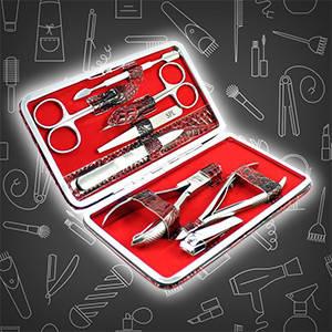 Манікюрні, педикюрні інструменти та аксесуари