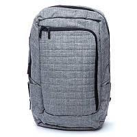 Рюкзак жіночий з USB портом BST 320021 48х33х20 див. світло-сірий