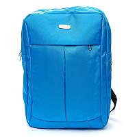 Рюкзак чоловічий міської BST 430003 39х29х12 див. блакитний