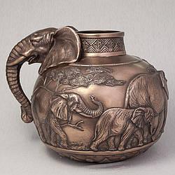 Ваза Veronese Слон 26 см 72001