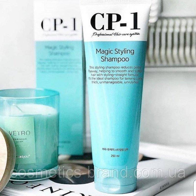 Відновлюючий шампунь з амінокислотами Masil 3 Hair Salon CMC Shampoo Travel Kit, 300 мл