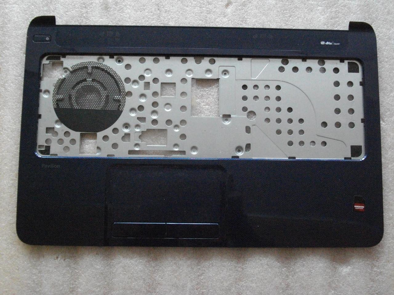 Корпус Каркас Средняя часть, верхняя часть корпуса с тачпадом HP Pavilion 15-n, 15-n231sr, JTE39U86TP603A7N041