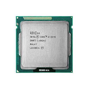Процессор Intel Core i5-3570, 4 ядра, 3.4ГГц, LGA1155