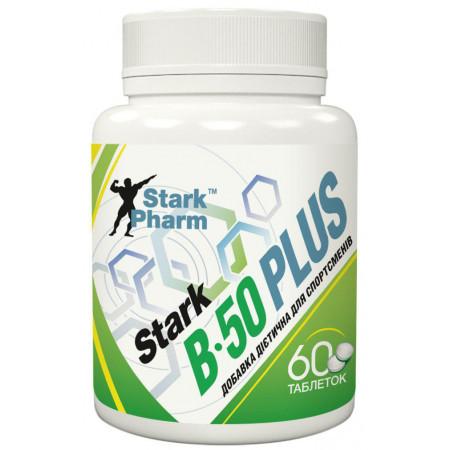 B-50 Plus (Комплекс витаминов группы B) 60 таб