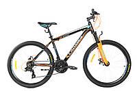 """Горный велосипед Crosser XC-200 26"""" алюмин, рама 16.9"""" быстрый съем колес, комплектация Shimano, собран в коро"""