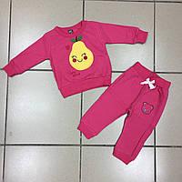 Детская одежда оптом Костюм теплый для малышей оптом р.12-18 и18-24 месяца