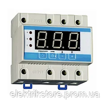 Авт. реле контролю напруги РКН-3 3 полюса +N 63А 400В ElectrO